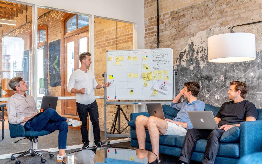 Le retour au bureau : les gestes barrières au travail