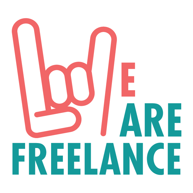 We are freelance